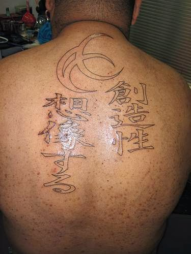 kanji tattoo designs by loyaltytattoodesigns.blogspot.com